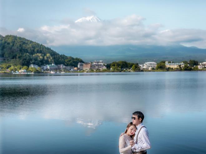 Điểm danh dâu rể Việt nổi tiếng vì trèo đèo lội suối xuyên Việt, chi bạc tỷ cho ảnh cưới - Ảnh 10.