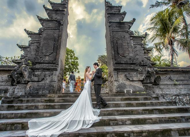 Điểm danh dâu rể Việt nổi tiếng vì trèo đèo lội suối xuyên Việt, chi bạc tỷ cho ảnh cưới - Ảnh 9.