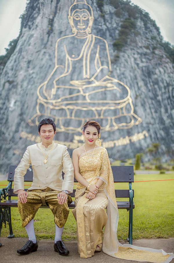 Điểm danh dâu rể Việt nổi tiếng vì trèo đèo lội suối xuyên Việt, chi bạc tỷ cho ảnh cưới - Ảnh 7.