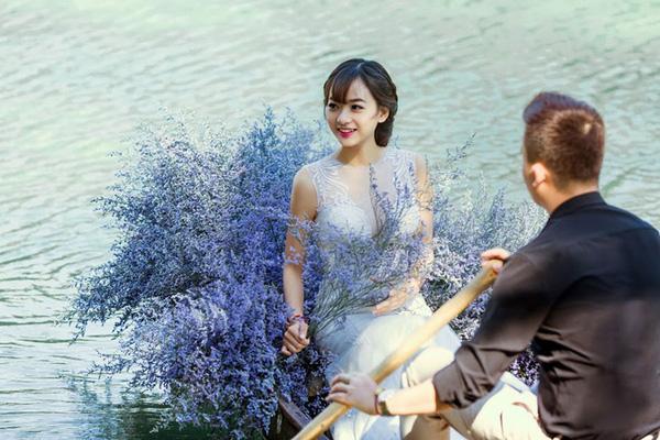 Điểm danh dâu rể Việt nổi tiếng vì trèo đèo lội suối xuyên Việt, chi bạc tỷ cho ảnh cưới - Ảnh 29.