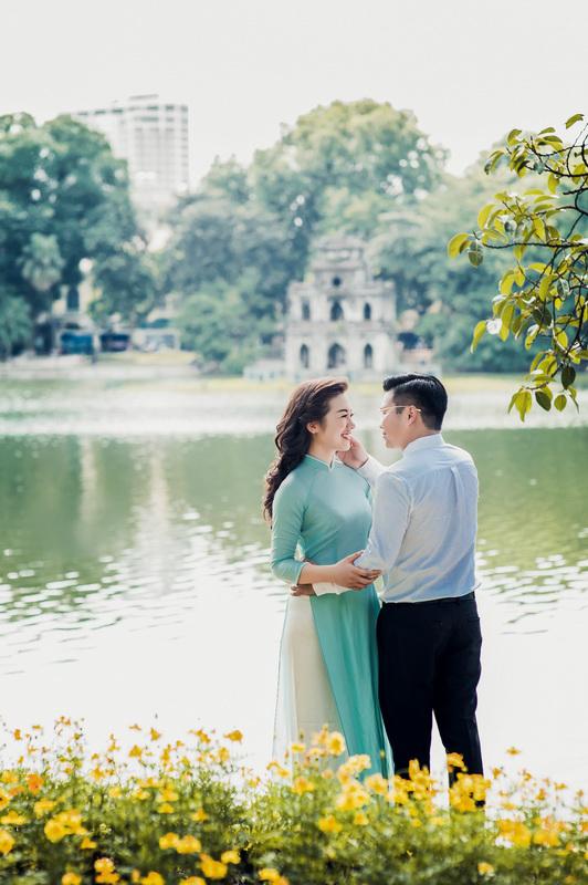 Điểm danh dâu rể Việt nổi tiếng vì trèo đèo lội suối xuyên Việt, chi bạc tỷ cho ảnh cưới - Ảnh 17.