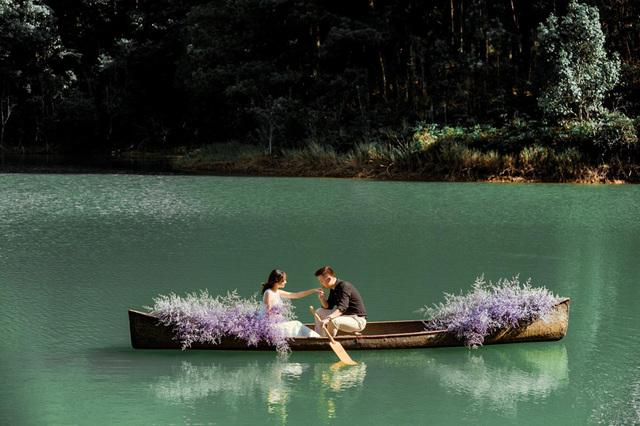 Điểm danh dâu rể Việt nổi tiếng vì trèo đèo lội suối xuyên Việt, chi bạc tỷ cho ảnh cưới - Ảnh 23.