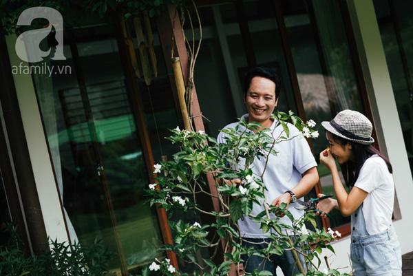 Cuộc sống bình yên của gia đình ca sĩ Mỹ Linh trong nhà vườn ngập tràn sắc hoa ở ngoại ô - Ảnh 21.