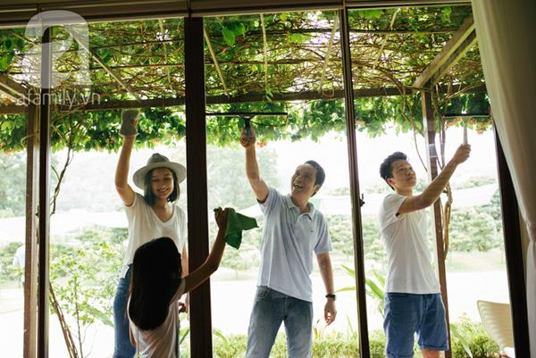 Cuộc sống bình yên của gia đình ca sĩ Mỹ Linh trong nhà vườn ngập tràn sắc hoa ở ngoại ô - Ảnh 22.