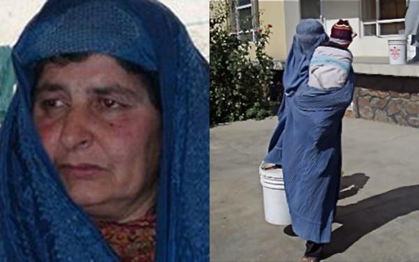Mẹ chồng (hình trái) đã cùng con trai hãm hại con dâu vì cô sinh con gái.