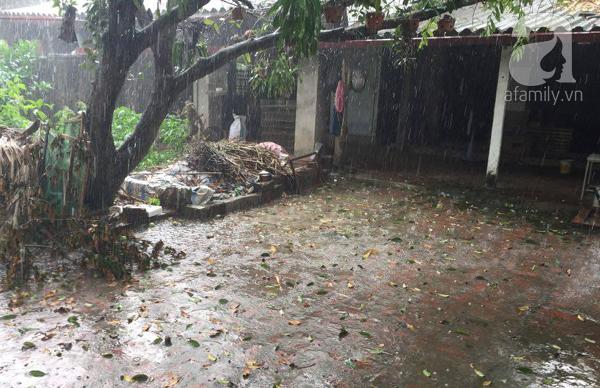 Sau Hòa Bình, mưa đá bất ngờ xuất hiện tại Hà Nội - Ảnh 3.
