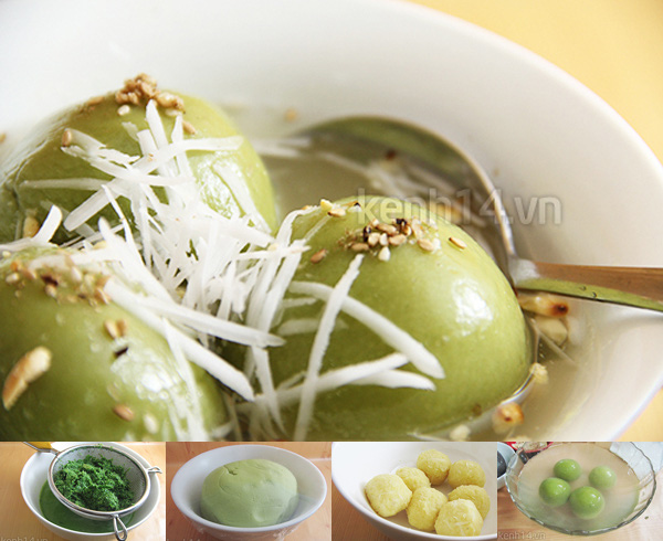 Có 10 công thức làm bánh trôi bánh chay ngon - đẹp - lạ này khỏi lo tết Hàn thực nhàm chán - Ảnh 8.