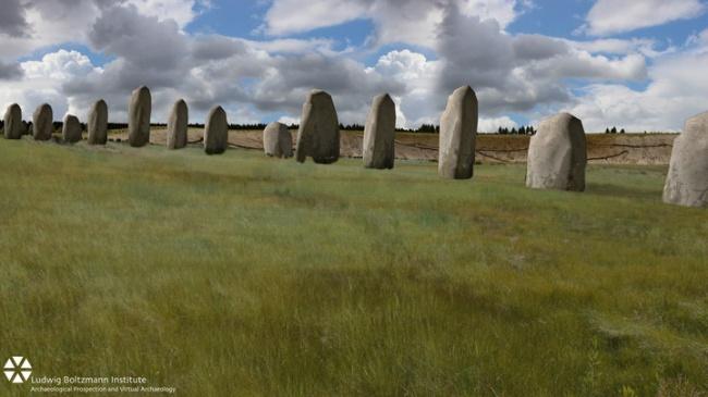 Có gì ở gần bãi đá cổ Stonehenge, công trình bí ẩn bậc nhất nước Anh? - Ảnh 1.