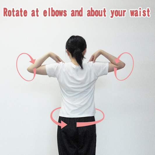 4 bài tập bả vai đơn giản giúp giảm đau vai, đẹp lưng, thon eo - Ảnh 2.