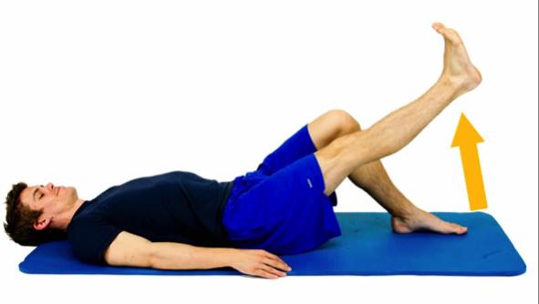 Giải quyết những cơn đau đầu gối hiệu quả bằng những bài tập đơn giản - Ảnh 2.
