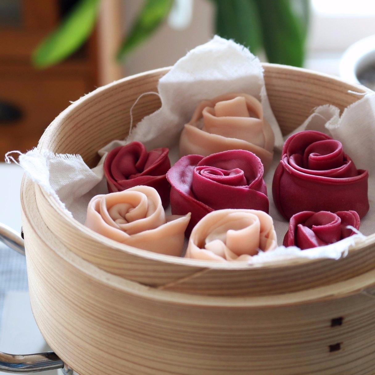 Làm ngay há cảo hoa hồng đẹp ngất ngây đón ngày 8/3 ảnh 9