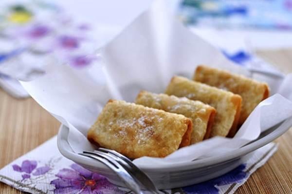 Bánh chuối chiên kiểu mới làm cực nhanh ăn cực ngon - Ảnh 6.