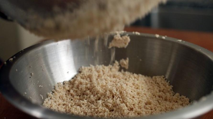 Làm bánh hạt dẻ siêu ngon chẳng cần dùng lò nướng ảnh 1
