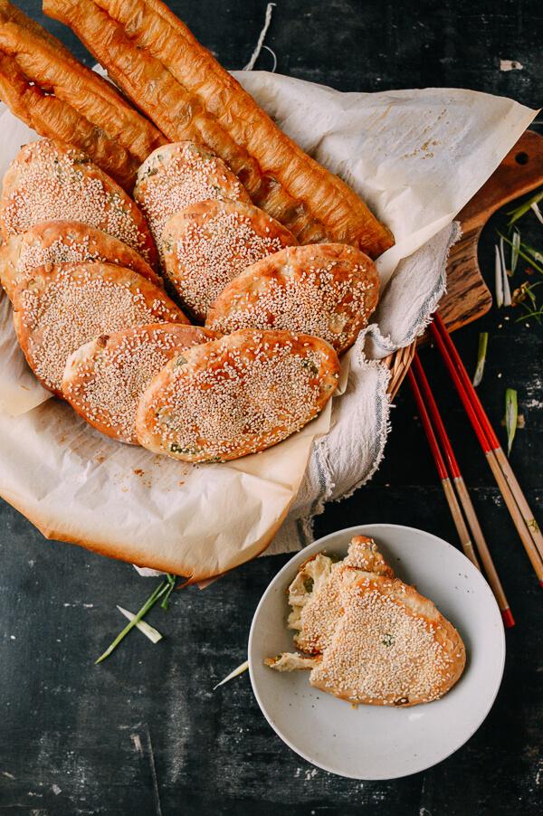 Thử ngay bánh mỳ vừng kiểu Thượng Hải, chắc chắn bạn sẽ mê liền - Ảnh 10.