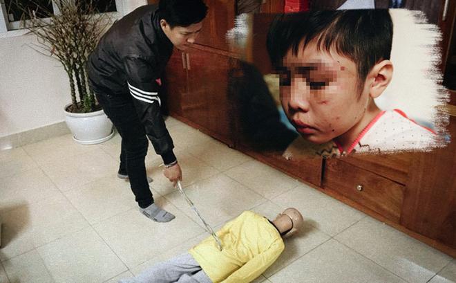Sự thật là, đứa trẻ nào trên đời cũng có một vết sẹo từ hành vi bạo lực của cha mẹ - Ảnh 1.