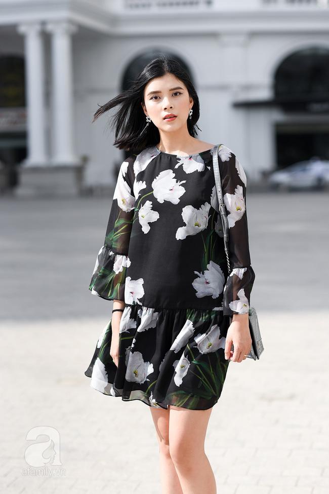 Tết này có trót tăng cân thì cũng chẳng lo lộ dáng với những thiết kế váy áo này - Ảnh 15.