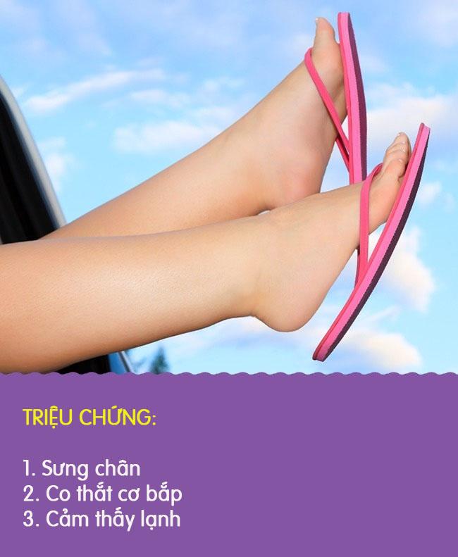 8 biểu hiện khác lạ ở chân là dấu hiệu cảnh báo có thể bạn đang gặp bệnh nghiêm trọng - Ảnh 7.