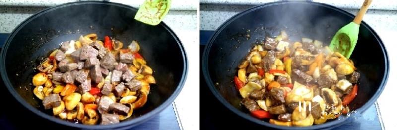 Bữa tối đậm đà với món thịt bò sốt nấm thơm ngon - Ảnh 5