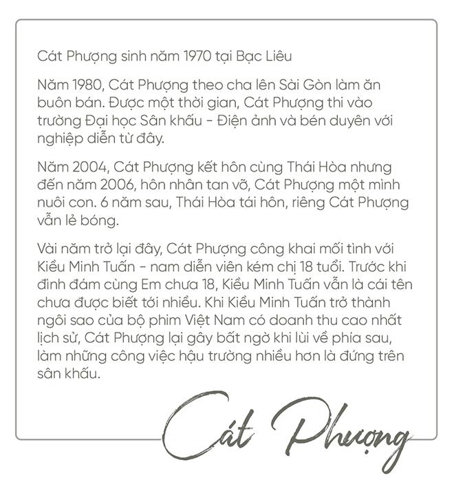 """Cát Phượng: """"Thấy cô gái nào tốt, tôi cũng nghĩ đến chuyện làm mai cho Kiều Minh Tuấn"""" - Ảnh 10."""
