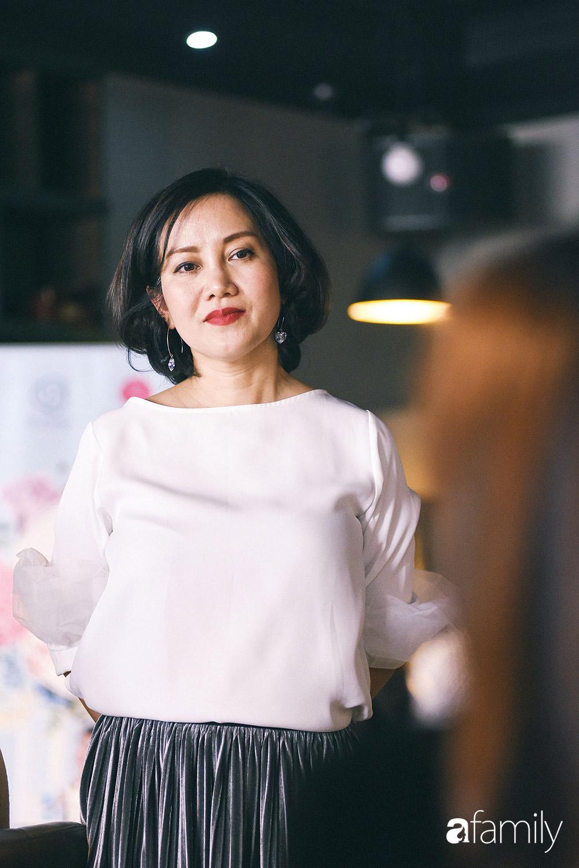 Thu Giao: Từ Giám đốc nhân sự trở thành người chuyên giúp phụ nữ đẹp hơn cả trong lẫn ngoài - Ảnh 4.