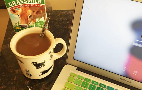 Thay vì uống cà phê, tôi chuyển sang uống một cốc nước hầm xương mỗi ngày và đây chính là kết quả - Ảnh 2.