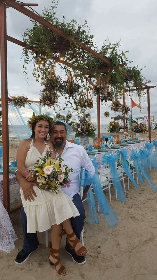 Đám cưới giản dị chuẩn bị thần tốc 5 ngày, handmade từ A-Z, trang phục cưới mua online nhưng hạnh phúc ngập tràn - Ảnh 4.