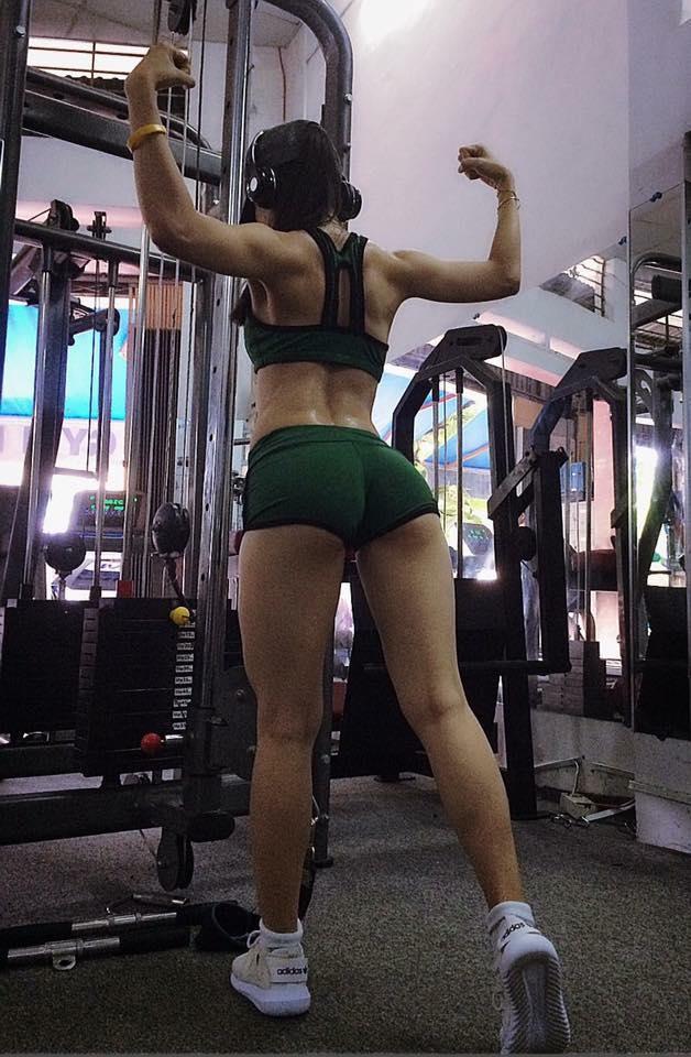 Bí quyết giữ dáng chuẩn đẹp của cô gái giảm 1,5kg chỉ sau 3 ngày siết cơ - Ảnh 22.