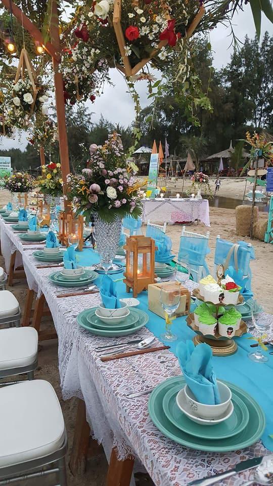 Đám cưới giản dị chuẩn bị thần tốc 5 ngày, handmade từ A-Z, trang phục cưới mua online nhưng hạnh phúc ngập tràn - Ảnh 5.