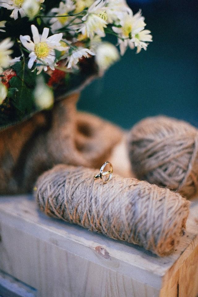 Đám cưới siêu xinh tại khu vườn màu xanh của cặp đôi từng ngầm hẹn ước dưới mưa sao băng - Ảnh 3.