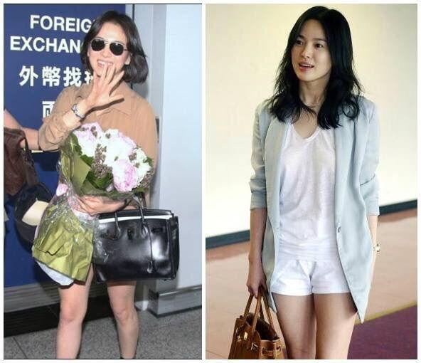 Diện đồ đơn giản, nhưng hoá ra Song Hye Kyo lại sở hữu BST túi Hermes tiền tỉ khiến nhiều người ghen tị  - Ảnh 10.