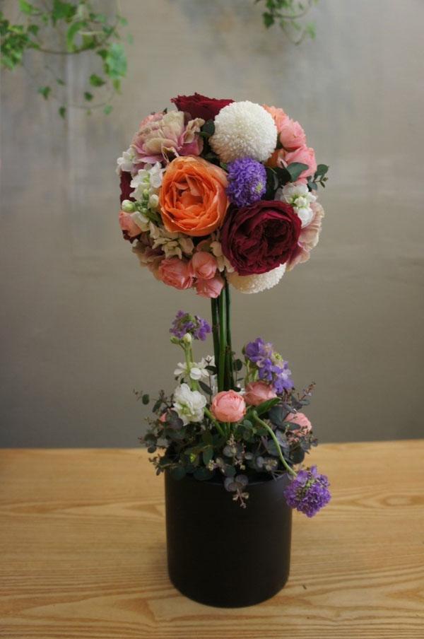 3 cách cắm hoa đơn giản đẹp xinh đón Tết - Ảnh 6.
