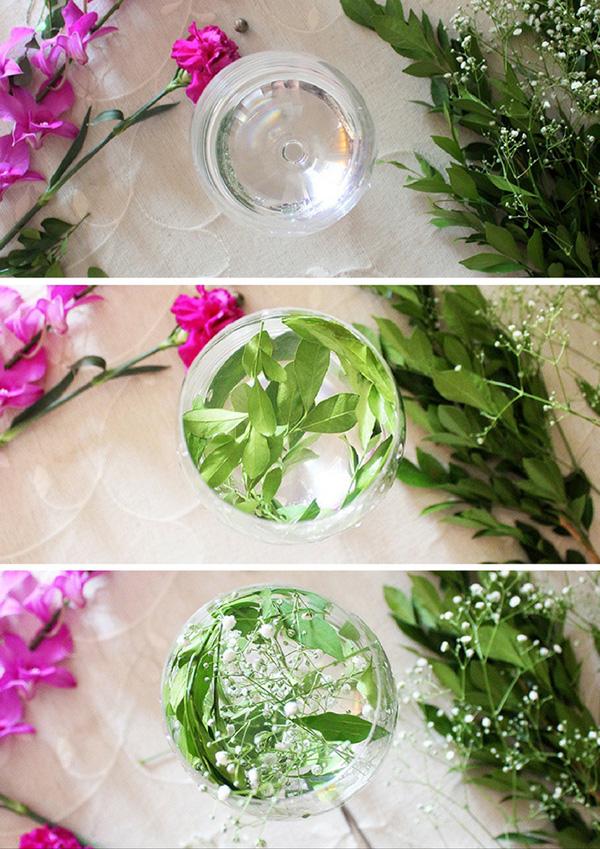 4 cách cắm hoa trang trí nhà đẹp mê mẩn - Ảnh 6.