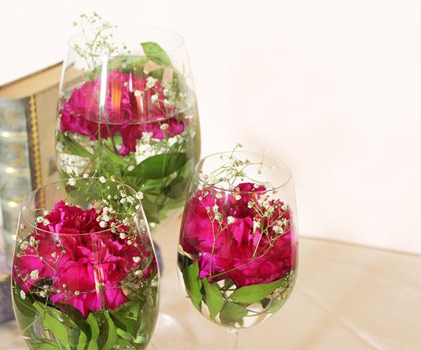 4 cách cắm hoa trang trí nhà đẹp mê mẩn - Ảnh 7.