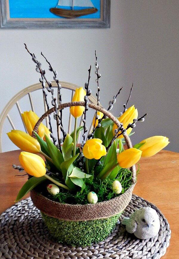 3 cách cắm hoa với sắc vàng đón hè rực nắng - Ảnh 5.