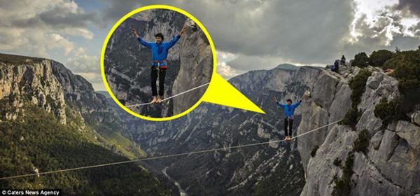 Đây là lý do chúng ta thường có hành động dang hai tay khi muốn giữ thăng bằng - Ảnh 4.