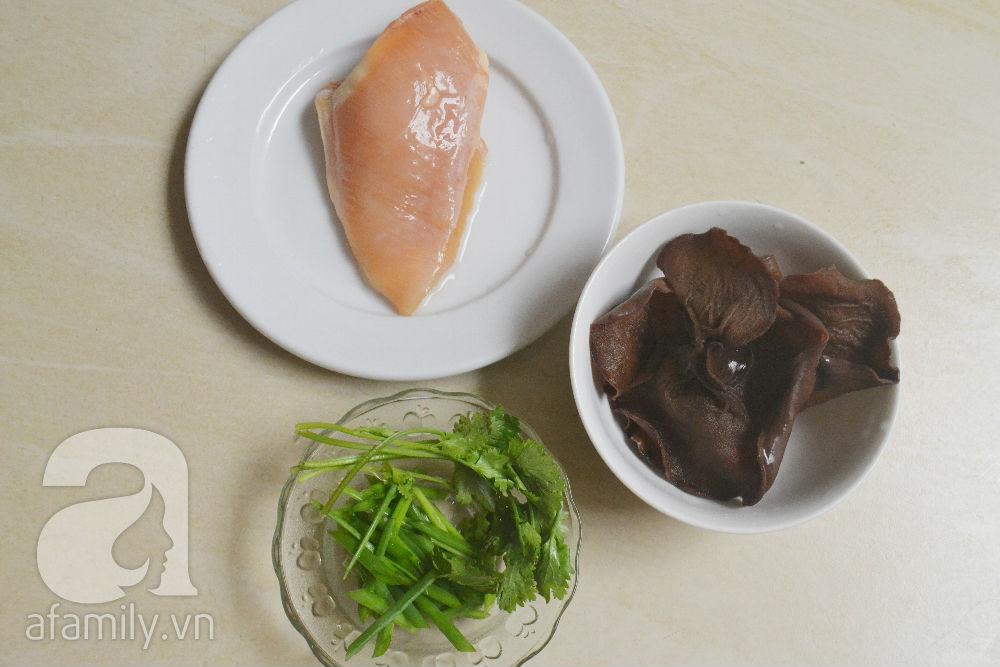 5 bước nấu canh gà thanh đạm không lo tích mỡ ngày lạnh - Ảnh 1