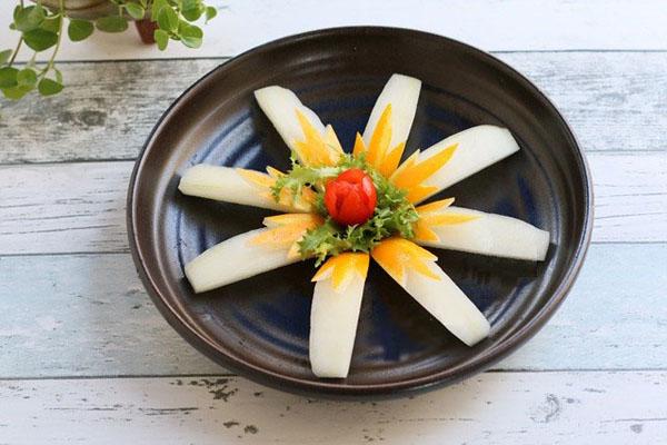 Những cách cắt tỉa trái cây cực dễ dành cho mẹ vụng - Ảnh 9.