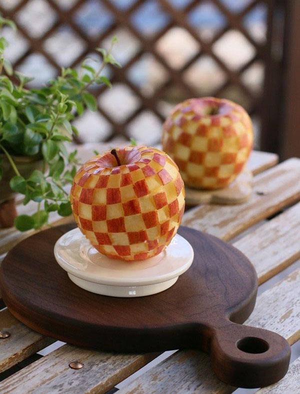 3 cách cắt tỉa trái cây trang trí đĩa đơn giản mà đẹp - Ảnh 6.