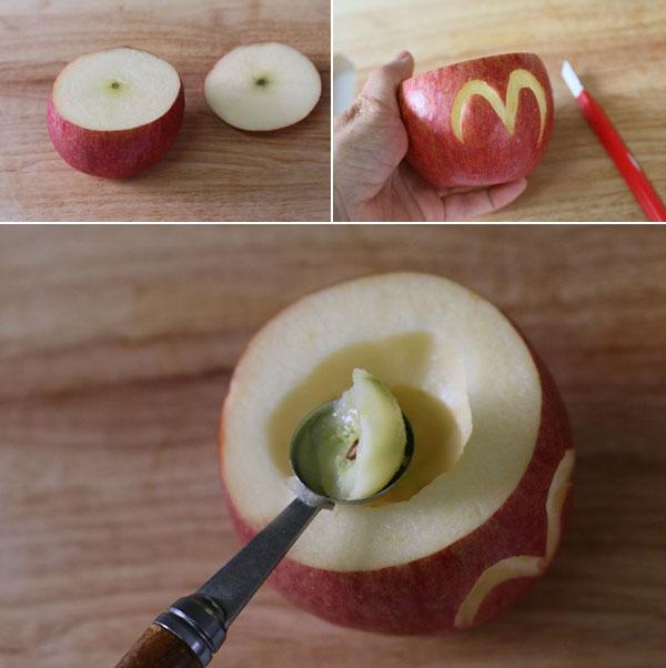 Những cách cắt tỉa trái cây cực dễ dành cho mẹ vụng - Ảnh 10.