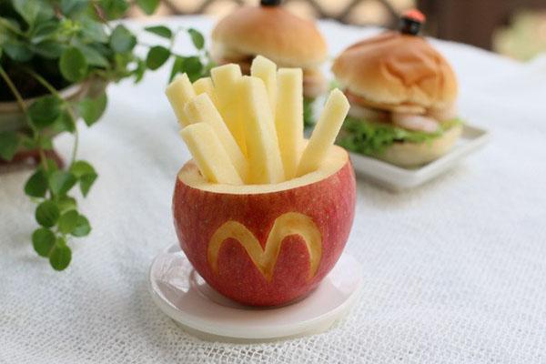Những cách cắt tỉa trái cây cực dễ dành cho mẹ vụng - Ảnh 11.