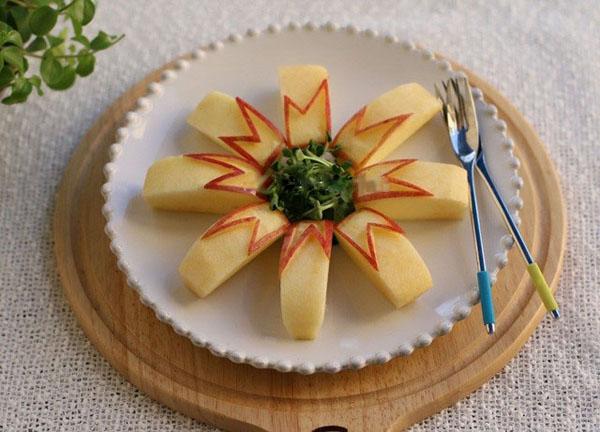Những cách cắt tỉa trái cây cực dễ dành cho mẹ vụng - Ảnh 14.