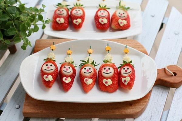 Những cách cắt tỉa trái cây cực dễ dành cho mẹ vụng - Ảnh 3.