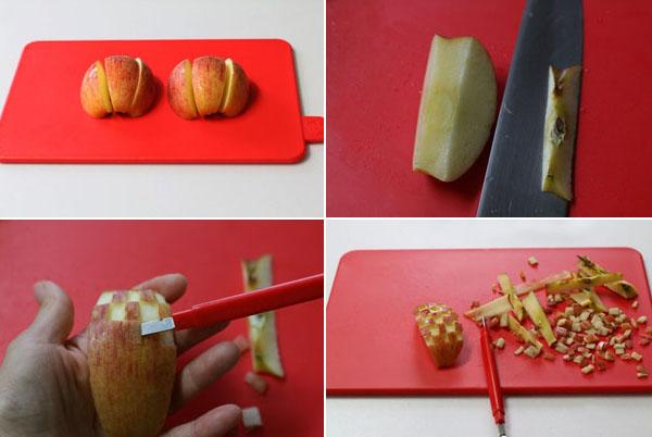 3 cách cắt tỉa trái cây trang trí đĩa đơn giản mà đẹp ảnh 3