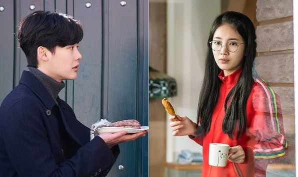 Lee Jong Suk mang bánh đến nhà, Suzy tránh như tránh tà - Ảnh 5.