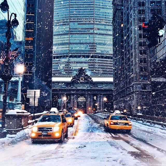 Ngất ngây với những hình ảnh tuyết rơi đẹp lung linh trên khắp thế giới - Ảnh 13.