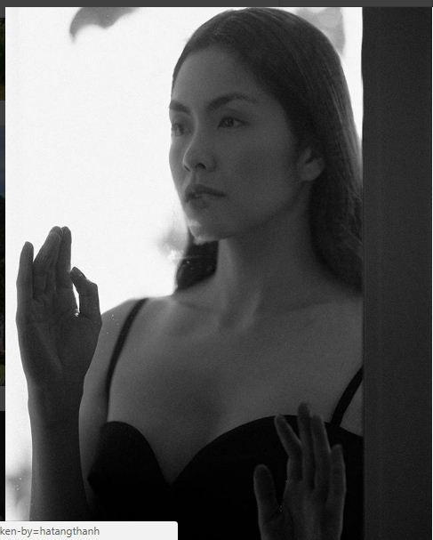 Tăng Thanh Hà trở lại vị thế đại mỹ nhân showbiz Việt khi tái xuất trên trang bìa Elle - Ảnh 2.