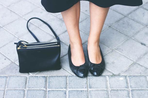 Những mẫu giày bệt thoải mái cho ngày nàng công sở quá mệt mỏi vì giày cao gót - Ảnh 3.