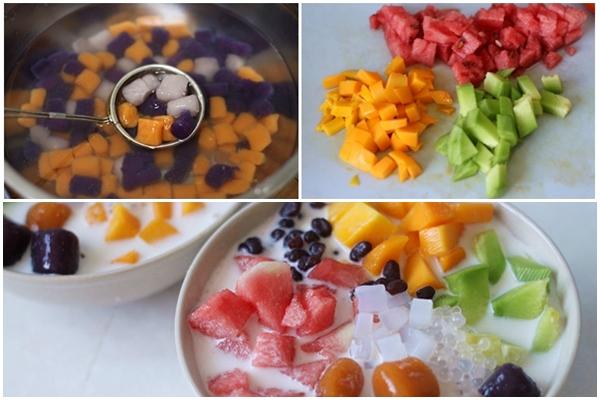 Cực hot: Chè trái cây kiểu Đài Loan bạn đã thử chưa? - ảnh 4