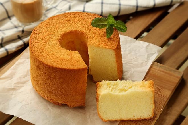 Chua ngọt ngon miệng bánh chiffon sữa chua - Ảnh 7.