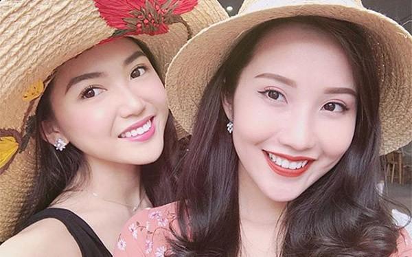 Đôi bạn thân hot nhất nhì Việt Nam vì vừa là tiểu thư